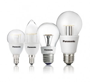 Ampoules LED Panasonic