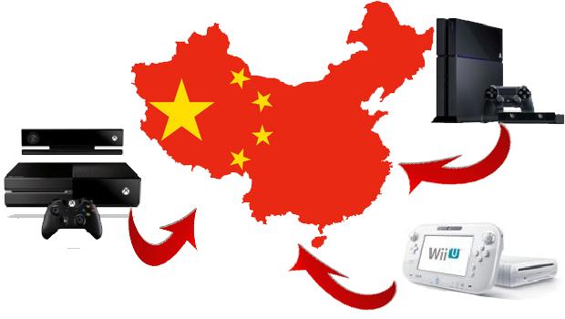 Consoles en Chine
