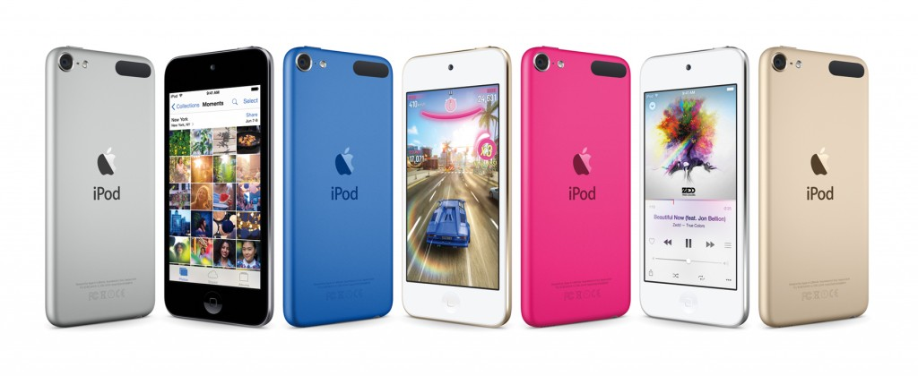 iPod Touch - Juillet 2015