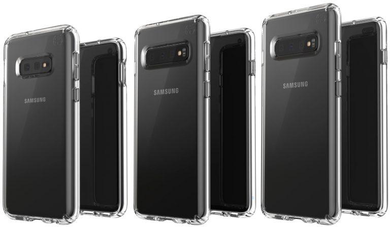 Le Samsung Galaxy S10 connaît des fuites
