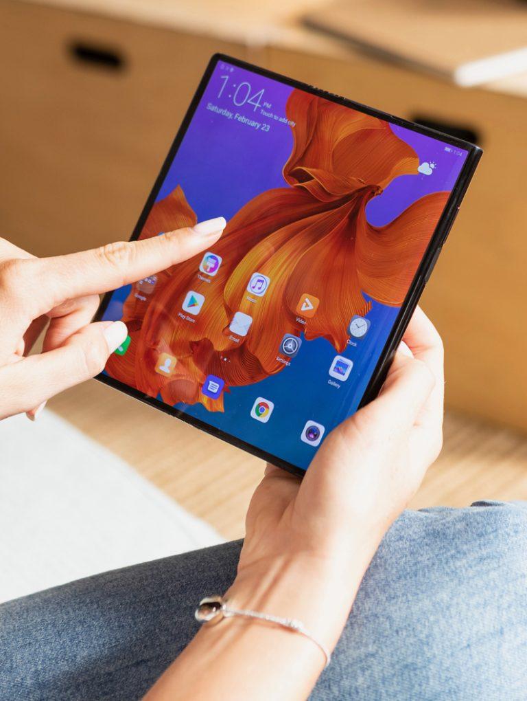 Huawei prend le pli sur le Mate X