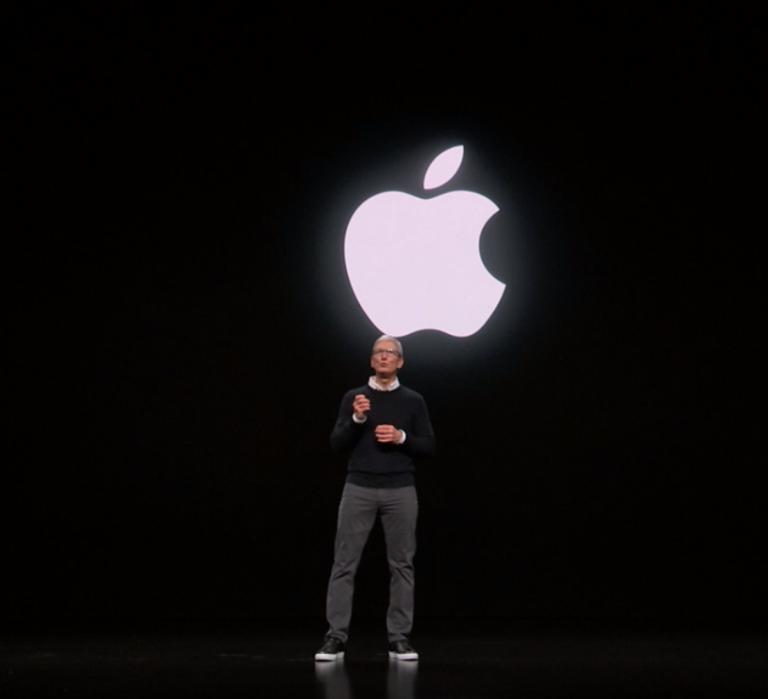 Pour Apple, les services sont à suivre
