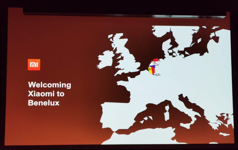 Xiaomi attaque le marché belge… en douceur