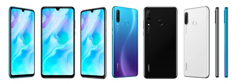 Après le P30 et le P30 Pro, Huawei lance le P30 lite