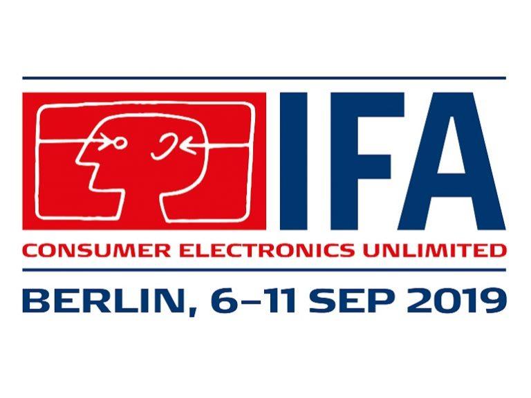 Les (premières) nouveautés de l'IFA 2019