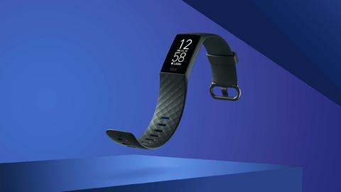 Le Fitbit Charge 4 avec GPS intégré